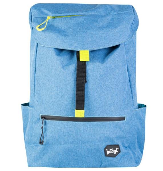 Batoh Baagl Blue 01991b441b