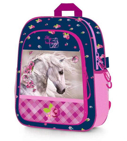 Batoh předškolní Kůň 2018 f102bcffb9