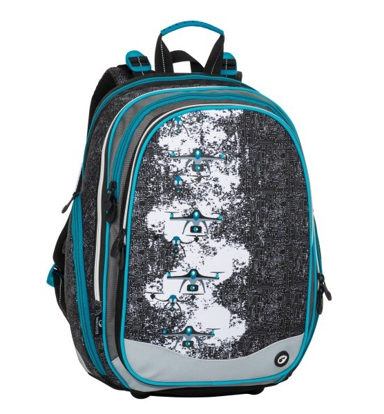 Školní batoh Bagmaster Element 8B d499662117